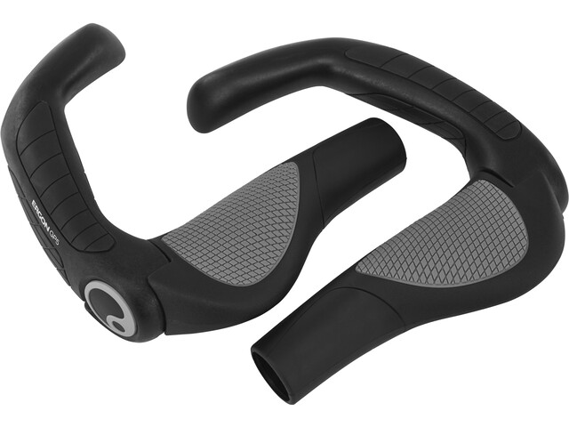 Ergon GP5 Puños, black